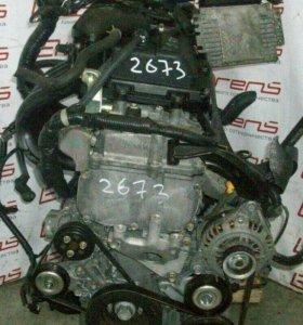 Контрактный двигатель nissan ad cr12de