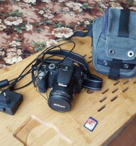 Фотоаппарат Nikon coolpix p510