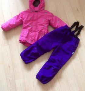 Куртка и полукомбинезон лесси