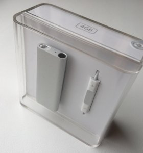 iPod shuffle 3G 4 Gb новый