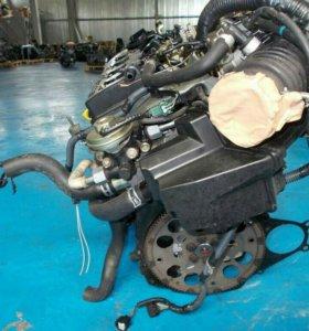Контрактный двигатель nissan sunny qg15de