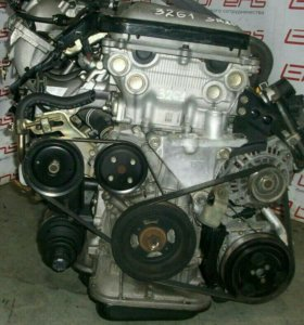 Контрактный двигатель nissan serena sr20de