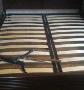 Новое ортопедическое основание для кровати 160x200