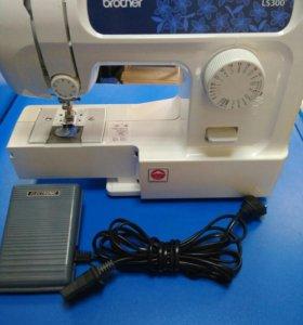 Швейная машинка Brother LS300