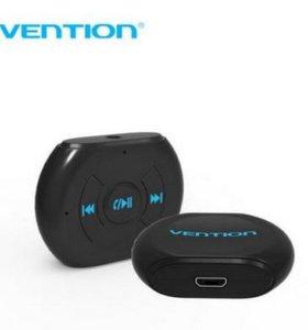 Адаптер Vention Bluetooth AUX Громкая связь в авто