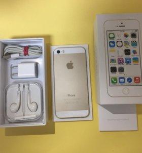 iPhone 5s 16gb Gold