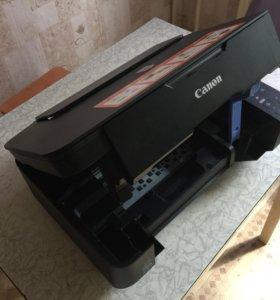 Принтер 3/1, Canon MP 230
