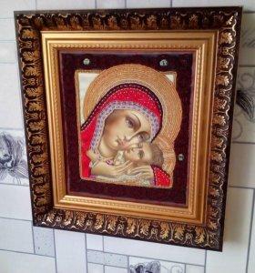 Корсунская икона божей матери