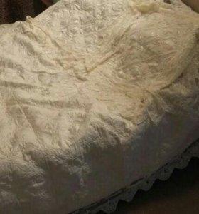 Кровать в идеальном состоянии