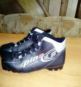 Ботинки лыжные 38р