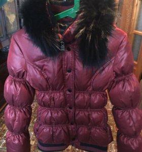 Куртка зимняя, женская, 42 размер