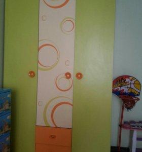 Продам шкаф детский