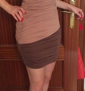 Платье -резинка