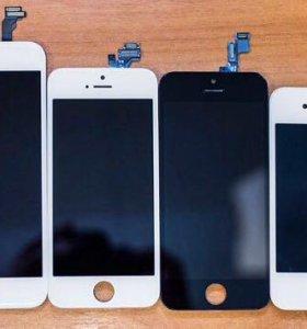 Дисплеи на iPhone (айфон)
