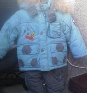 Новый зимний костюм Donilo на 80