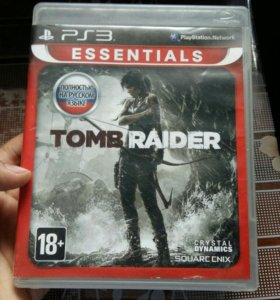 PS3-Tomb Raider