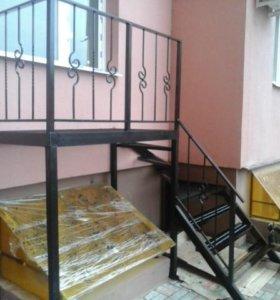 лестницы по Вашему проекту