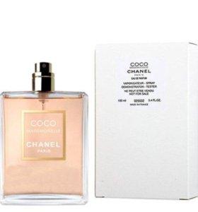 Тестер Coco Сhanel Modemoiselle. eau de parfum.100ml