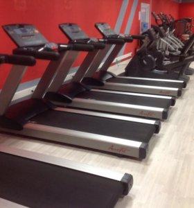 Оборудование для фитнес клуба б/у