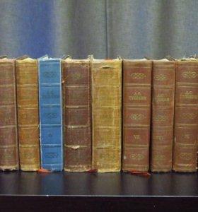 А. С. Пушкин. Полное Собрание сочинений в 10 томах 1957 - 1958 гг.