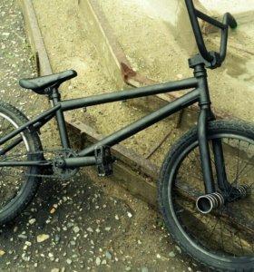 BMX трюковой в хорошем состоянии