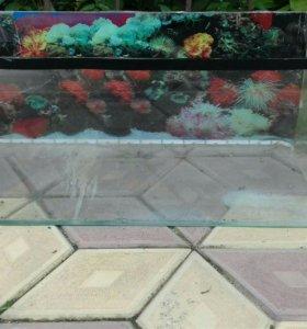аквариум 90л