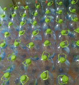 Бутыль из под воды на 9 литров