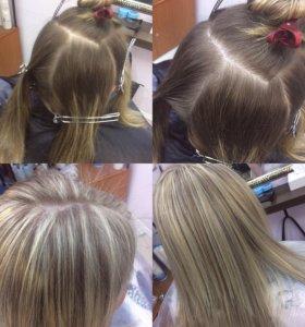 мелирование волос смывка стрижки мужские и женские