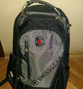 Новый стильный рюкзак SwissGear