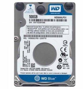 HDD 2.5 HDD WD 500GB