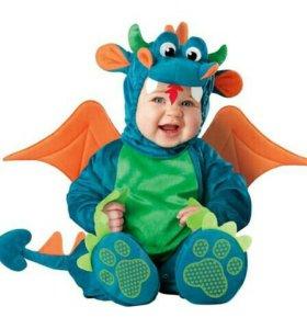 Карнавальный костюм Дракона
