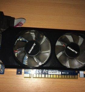 GIGABYTE GeForce GT 430, 1024 Mb