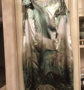 Платье натуральный шёлк