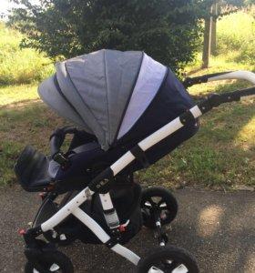 Продаю коляску в идеальном состоянии! Adamex!!!