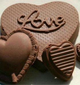 JOY DROPS Возбуждающий шоколад для женщин 24гр