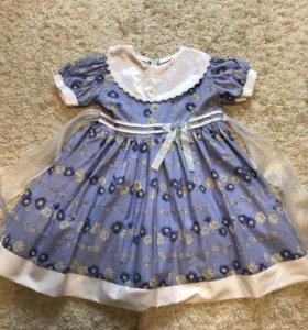 Новое шикарное платье для девочки.