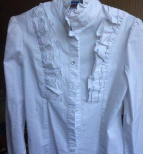 Школьная блузка, торг