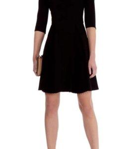 Новое чёрное женское платье