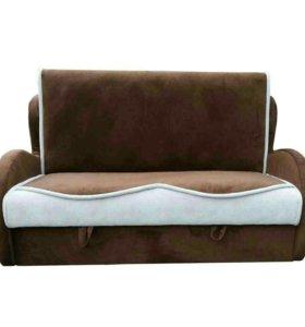 "0303 диван ""Аккордеон-140"""