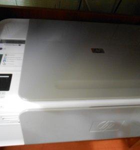 Принтер HP Photosmart C 4340