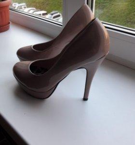 👠🔥Лаковые туфли 39 р-р