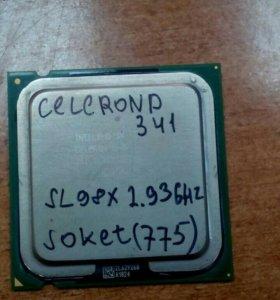 Celeron D 341 2.93GHz