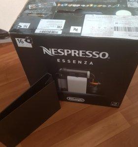 Кофемашина Nespresso essenza