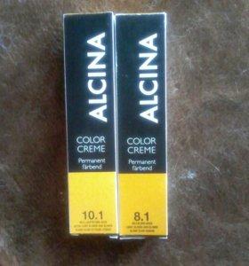 Краска для волос Альцина Alcina