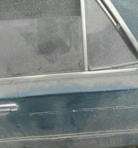 Передние двери ваз 2107 со стеклоподъемниками