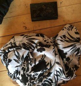 Кошелёк и платок