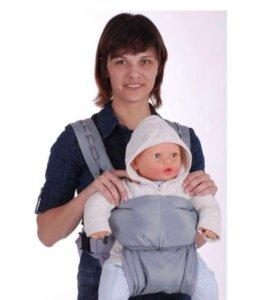 Переноска-слинг ЧудоЧадо Baby Active Simple