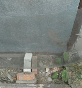 Стекло лобовое opel kadett