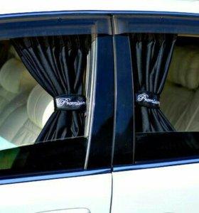 Шторы автомобильные Premium трикотаж