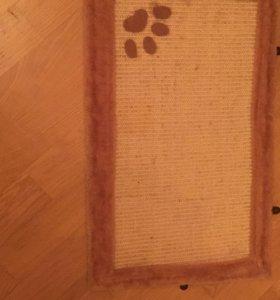 Когтеточка настенная для кошек